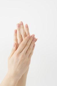爪の乾燥の原因・対策