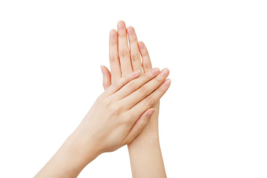 爪が教えてくれる病気の信号